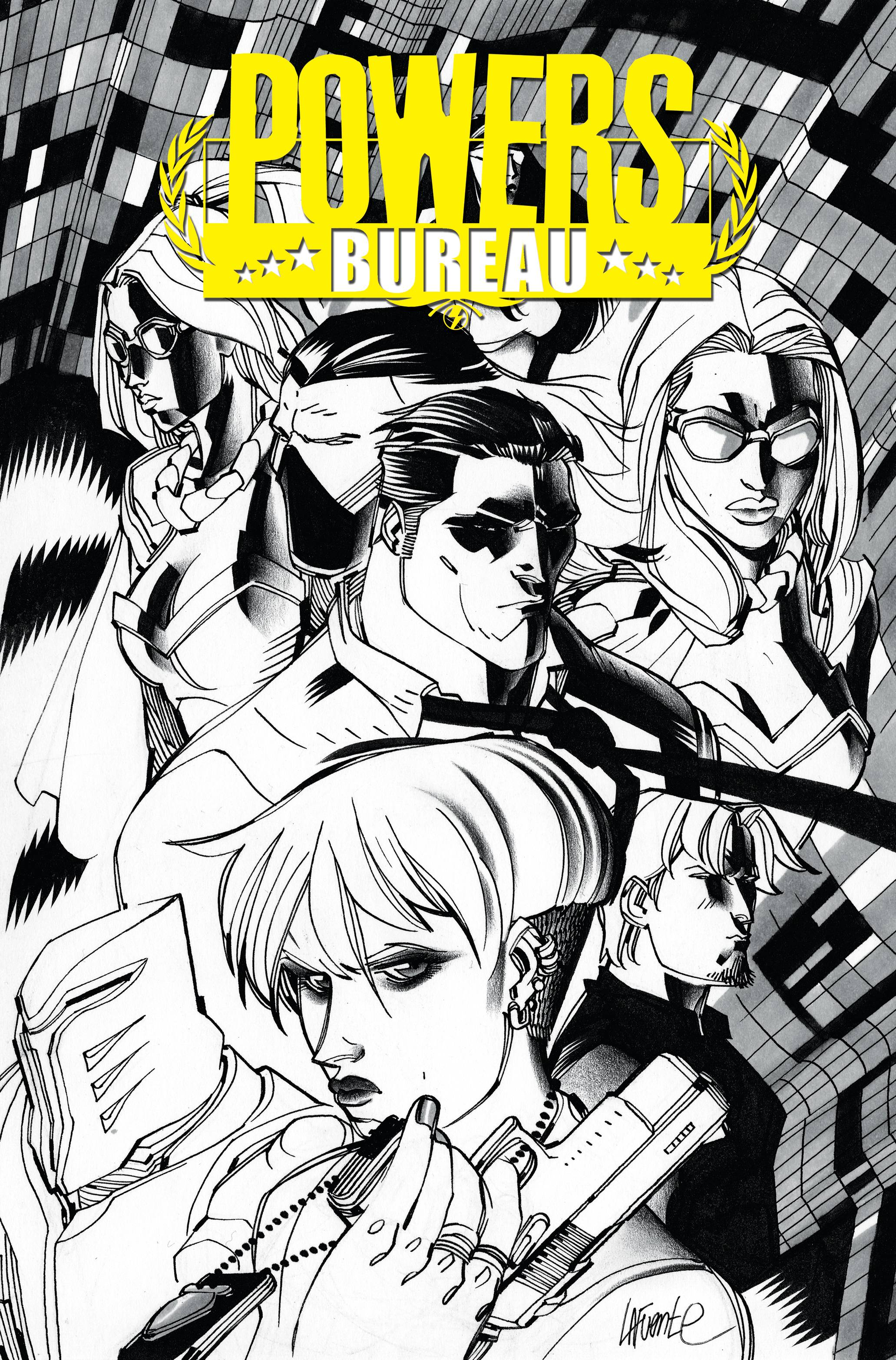 The comic speculator new comics roundup 02 13 2013 for Powers bureau issue 13