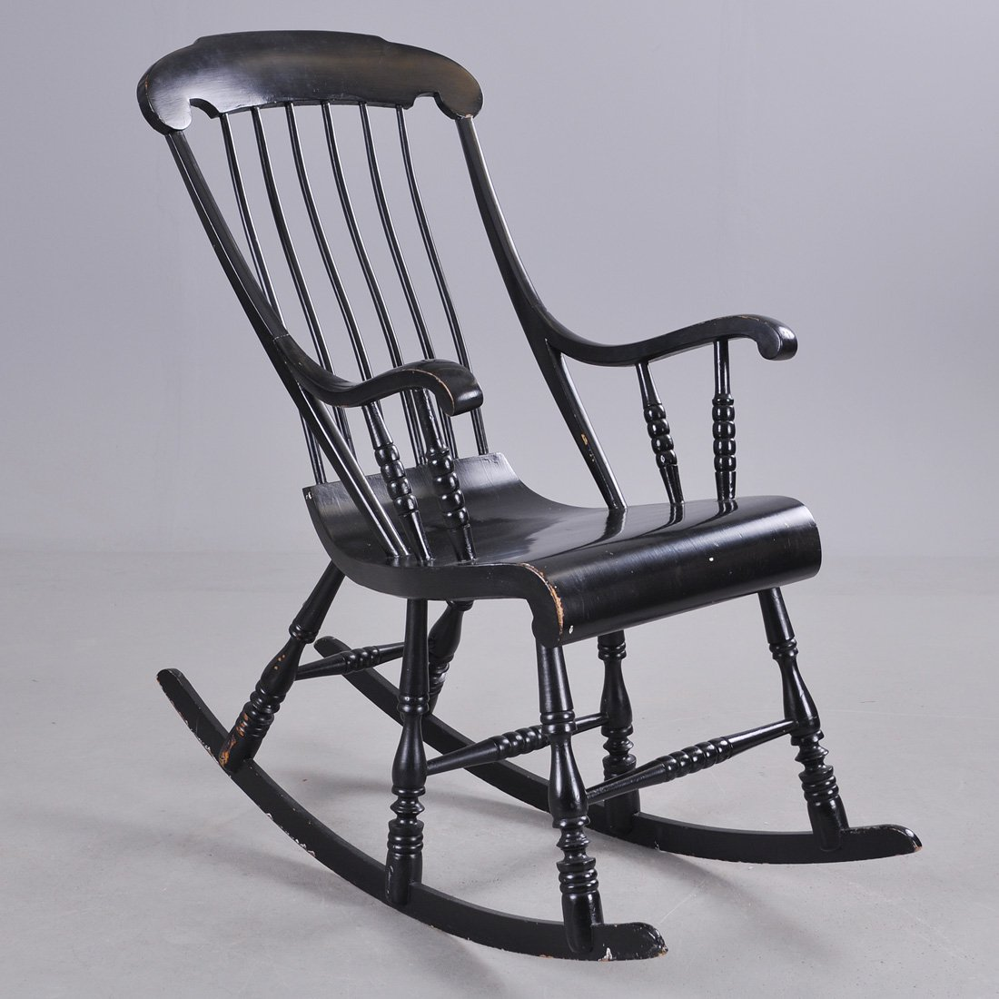 The american legend of the rocking chair worthpoint - Rocking chair but ...