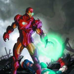 FANTASTIC FOUR #6 IRON MAN MANY ARMORS VAR NOW