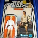 vintage luke skywalker