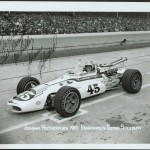 Johnny Rutherford Auto