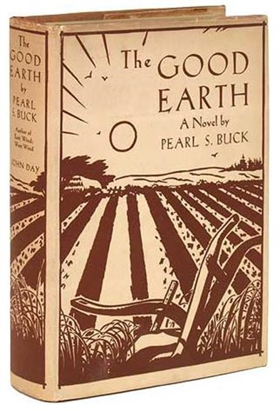 a review of pearl bucks novel the good earth The good earth is a pulitzer prize winning novel by pearl s buck, an american writer who spent the bulk of the first part of her life in china set in the anhui province where buck once.