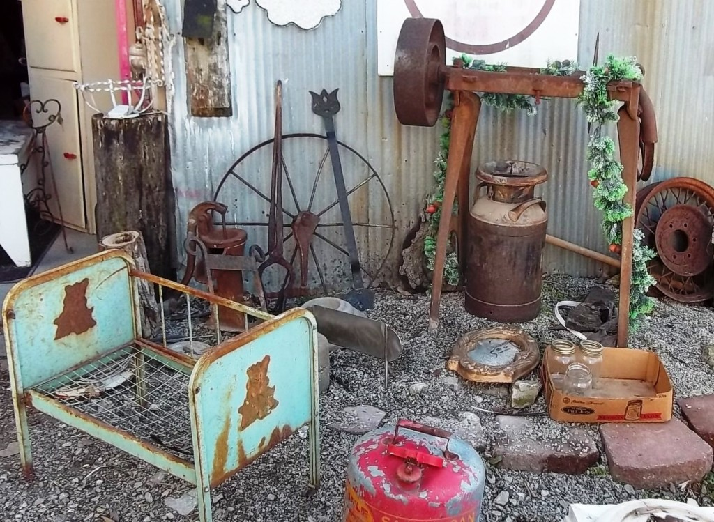 Michelle S Antique Road Trip A Shopping Gem On The