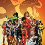 FEARLESS DEFENDERS #5 CONNER VAR NOW