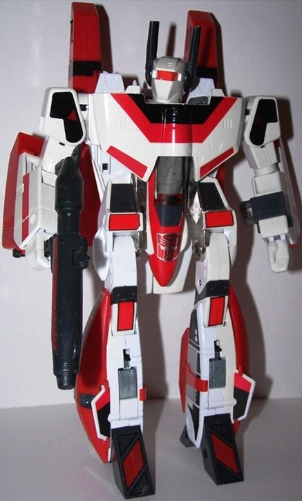 Awesome Toys Of The 80s First Generation Jetfire