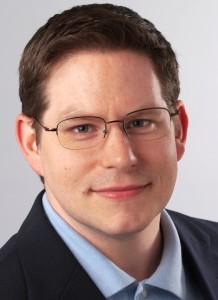 Author Eric Bradley