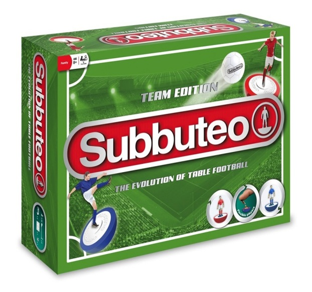 The most recent edition of Subbuteo. The history of Subbuteo spans almost 70 years.