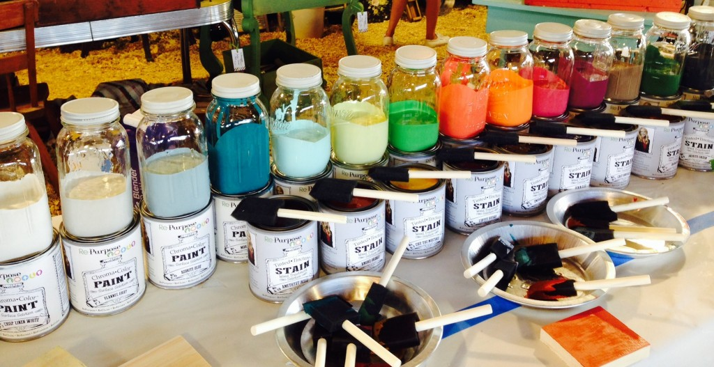 Do you have an old dresser that needs a new lease on life but you've never picked up a paintbrush in your life? Novice DIYer can turn out great refinishing jobs with Cari Cuckey's new RePurpose line of paints and stains.