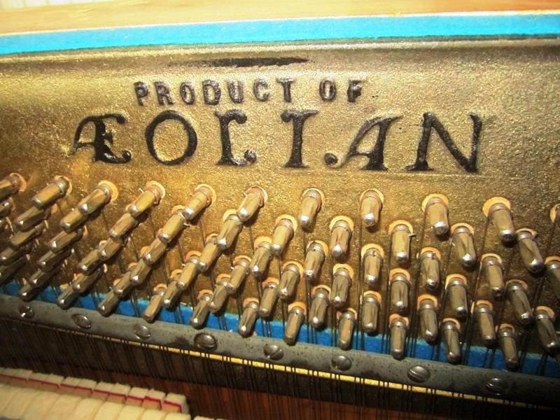 Evaluating An Antique American Piano Part One Uprights