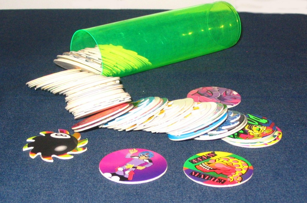 Who remembers pogs? If you are younger than 25, chances are you do not. Those who do, especially those who speculated in them, most likely would prefer to forget them. In 2012, the landfill is final resting place for 99 percent of them.