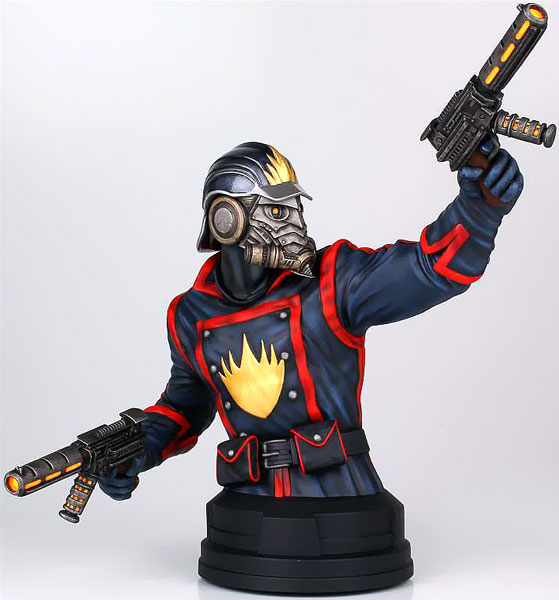 Desk-top busts can sell for anywhere from $50, like a Bowen Designs Marvel busts, to upwards of $300 for large statues.