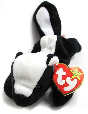 "A Stinky Beanie Baby. During the height of the Beanie Baby craze, Harry Rinker was known as ""The Beanie Meany."" He appeared on numerous radio and television shows trying to convince listeners and viewers that the Beanie Baby craze was a speculative bubble. ""This too shall pass"" was my warning."
