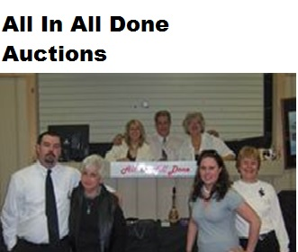 All In All Done Estate Auctions, Inc.